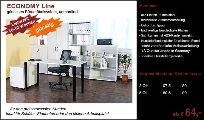 Büromöbel Economy Line