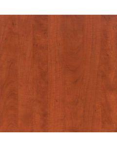 2 x Werzalit Tischplatte, 140 x 80 cm, Wildbirne cognac 095, B-Ware mit kleinen Kratzern
