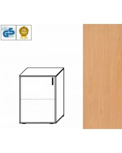 Business Line - Aktenschrank, 79 x 66 x 42 cm (HxBxT), Dekor: Buche
