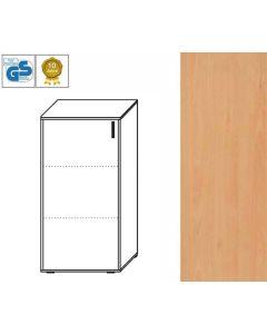 Business Line - Aktenschrank, 113,5 x 66 x 42 cm (HxBxT), Dekor: Buche