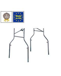 Verlängerungsbeine für Klapptisch Bankett Mold, 4er Set