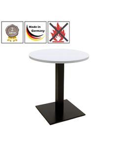 Bistrotisch Flag mit schwer entflammbarer Tischplatte