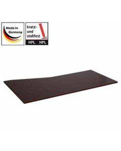 Freiformtischplatten HPL-beschichtet