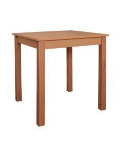 Holztisch Brossard, 70 x 70 cm