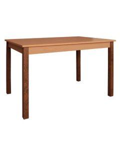 Holztisch Brossard, 120 x 70 cm