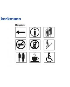 Kerkmann CD-ROM sign Symbole