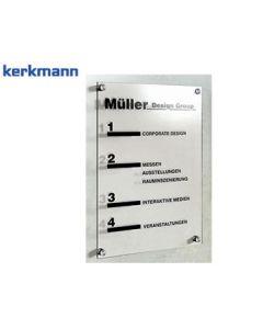 Kerkmann Hinweisschild DIN A3