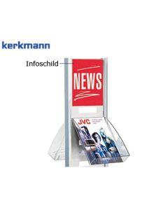 Kerkmann Infoschild DIN A4