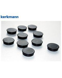Kerkmann Magnete für Schaukasten Look, 10er Pack