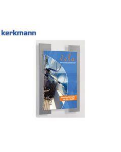 Kerkmann Plakathalter Look DIN A4, 3er Pack