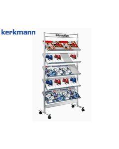 Kerkmann Prospektregal Artline 20 x DIN A4