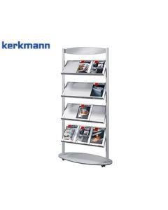 Kerkmann Prospektregal Sirius 12 x DIN A4