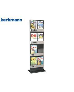 Kerkmann Prospektständer First 8 x DIN A4