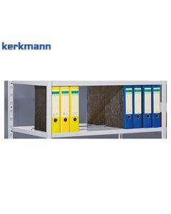 Kerkmann Trennsteg zu Büro-Regal Progress 500 mit 60 cm Tiefe