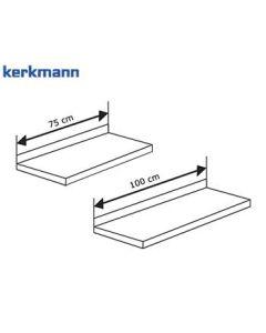 Kerkmann zusätzlicher Fachboden für Bibliotheks-Regal Libra