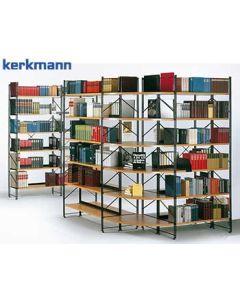Kerkmann Regalfelder für Bibliotheks-Regal Libra