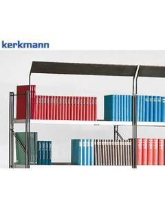 Kerkmann Beschriftungsblende für Bibliotheks-Regal Libra