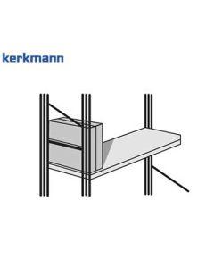 Kerkmann zusätzlicher Seitensteg für Bibliotheks-Regal Libra
