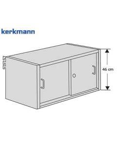 Kerkmann Schiebetürenschrank für Freiarm-Regal Univers, 100 cm breit