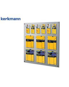 Kerkmann Wand-Prospekthalter Focus