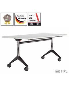 Klapptisch Bregenz mit HPL-Tischplatte