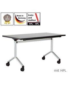 Klapptisch Linz mit HPL-Tischplatte