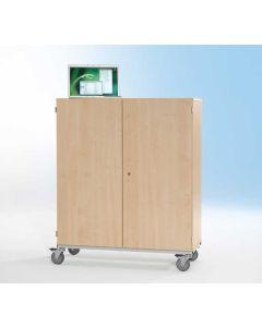 """Notebookschrank XL, für Geräte bis 17"""""""