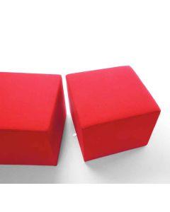 Quadratischer Sit!box Hocker 54 x 45 x 54 cm (B/H/T), viele verschiedene Farben