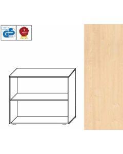 Basic Line - Regal, 73 x 100 x 42 cm (HxBxT), Dekor: Ahorn