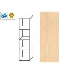 BUSINESS Line - Regal, 152 x 46 x 42 cm (HxBxT), Dekor: Ahorn