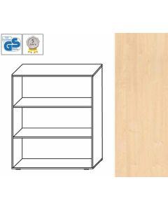 PROFI Line - Regal, 107,5 x 100 x 42 cm (HxBxT), Dekor: Ahorn
