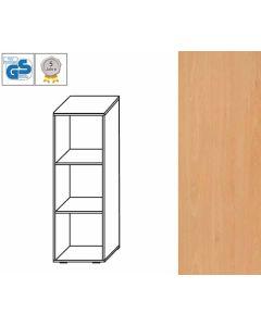 PROFI Line - Regal, 107,5 x 40 x 42 cm (HxBxT), Dekor: Buche