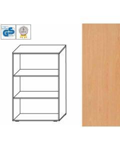 PROFI Line - Regal, 107,5 x 80 x 42 cm (HxBxT), Dekor: Buche