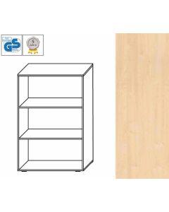 PROFI Line - Regal, 107,5 x 80 x 42 cm (HxBxT), Dekor: Ahorn