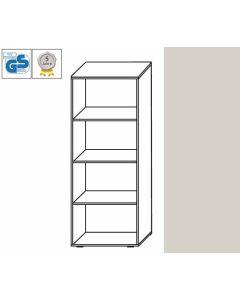 PROFI Line - Regal, 146 x 60 x 42 cm (HxBxT), Dekor: Lichtgrau