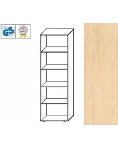 PROFI Line - Regal, 180,5 x 60 x 42 cm (HxBxT), Dekor: Ahorn