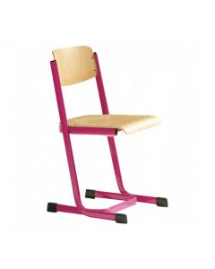 Schüler-Kufenstuhl STW 30S, mit verstärkter Sitzfläche