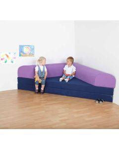 Sitzecke, 4-teilig, viele verschiedene Farben