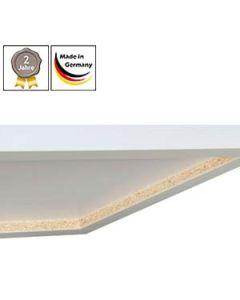 Tischplatten eckig, melaminharzbeschichtet mit Randaufdoppelung