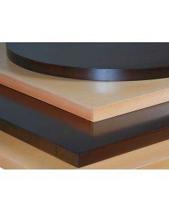 Tischplatten mit Echtholzfurnier