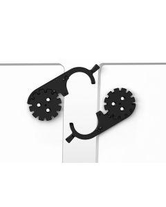 Tischverbinder Set Steel