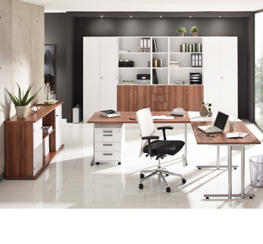 Büromöbelserie TAFF Line