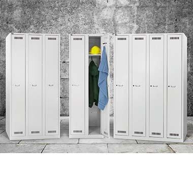 Garderobenschränke von Bisley