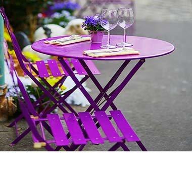 Tischgestelle für den Außenbereich günstig kaufen!