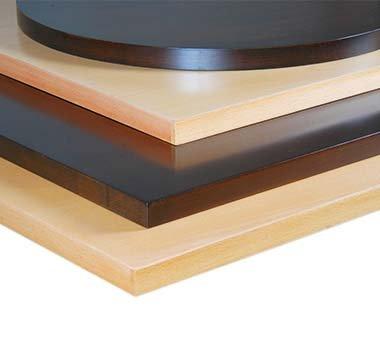 Tischplatten mit Echtholzfurnier günstig kaufen!